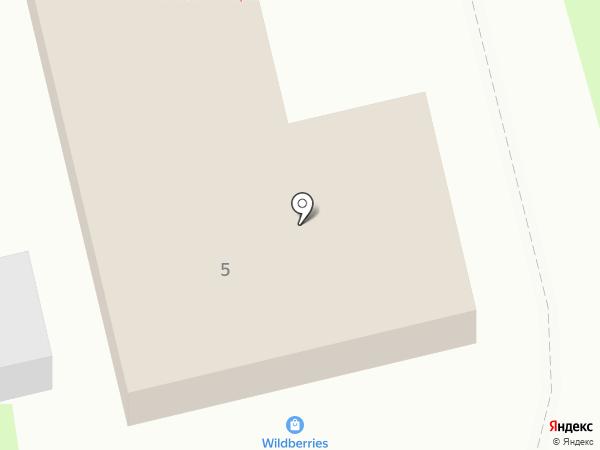 Волшебный образ на карте Тамбова