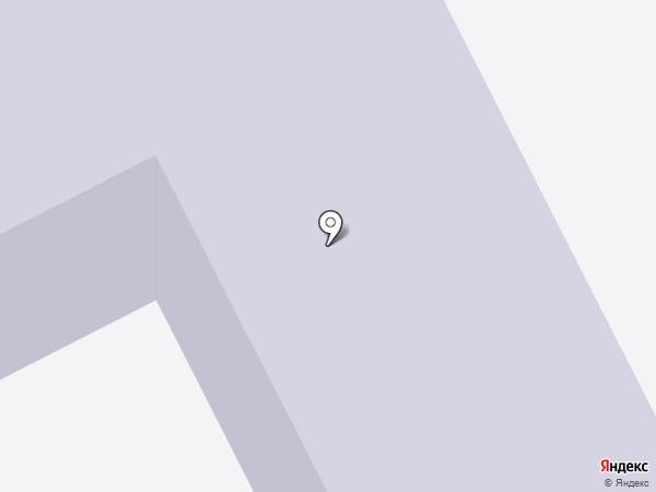 Средняя общеобразовательная школа №4 на карте Тамбова