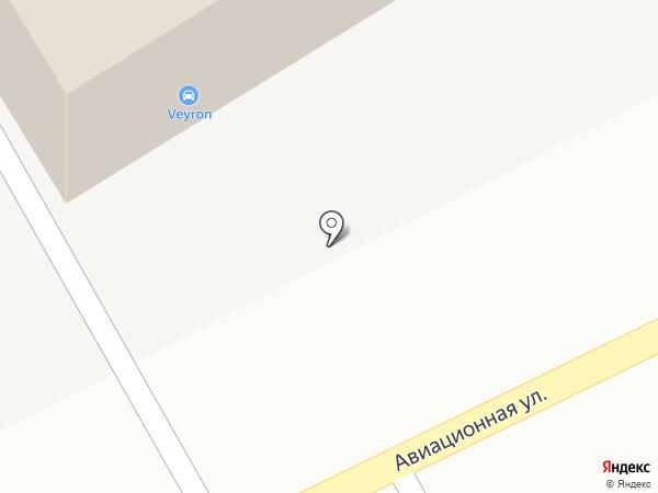 Агранов на карте Тамбова