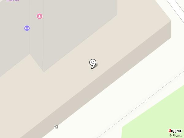 Тамбовская школа Кунг-Фу Хонг За на карте Тамбова