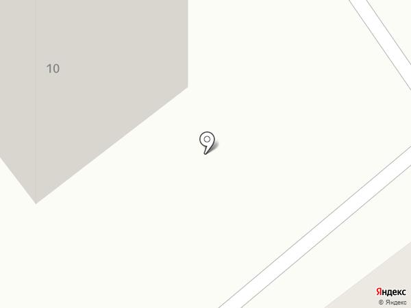 Ольга на карте Тамбова