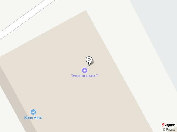 АВТОhelp на карте Тамбова