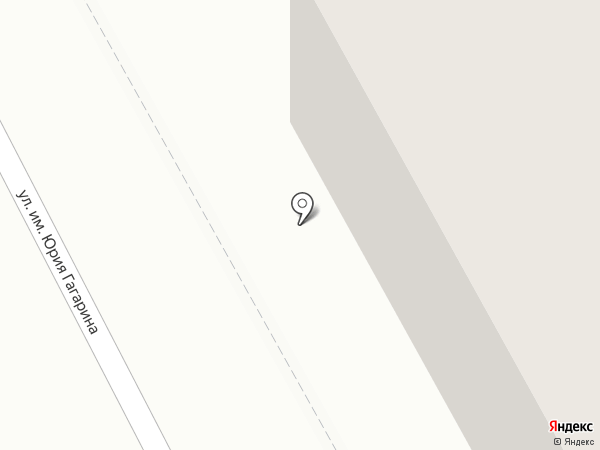 Отделение почтовой связи №1 на карте Тамбова