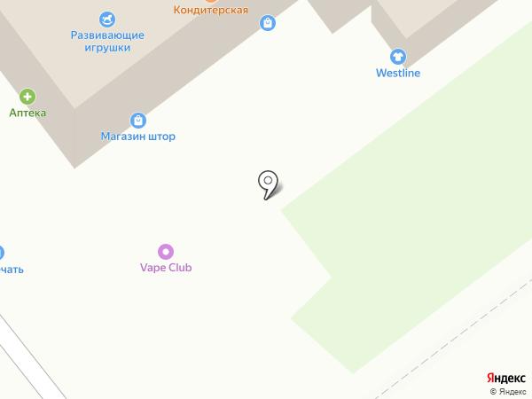 Реставрационная мастерская на карте Тамбова