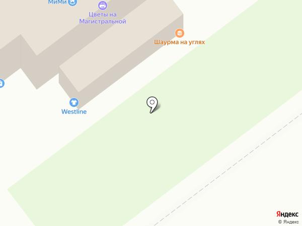 Магазин табачной продукции на карте Тамбова