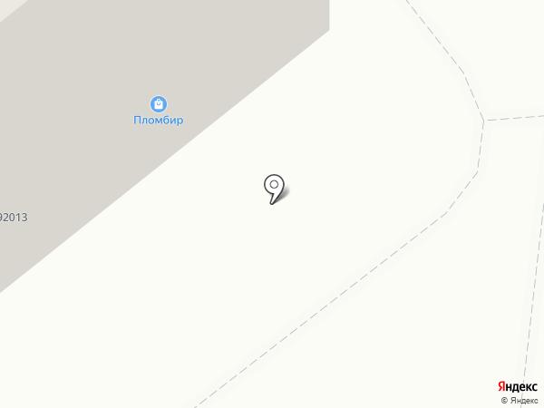 Lider на карте Тамбова