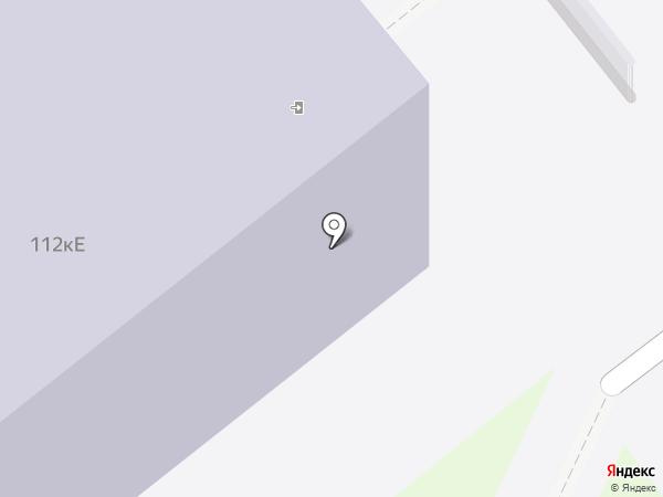 Тамбовский государственный технический университет на карте Тамбова
