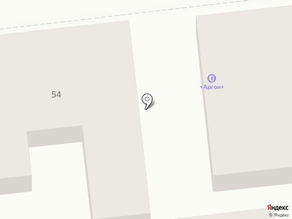 +Аргон+ на карте Тамбова