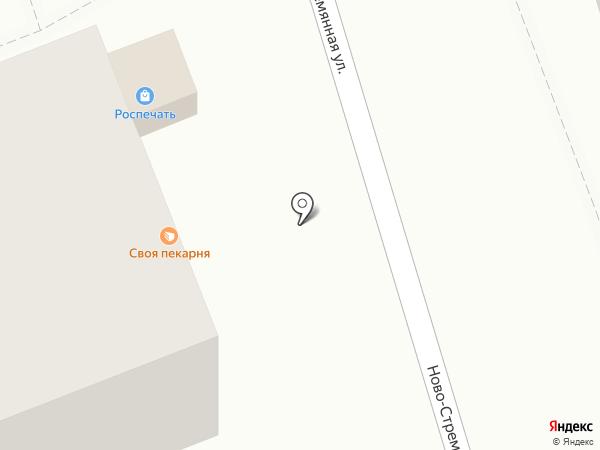 Люкс на карте Тамбова
