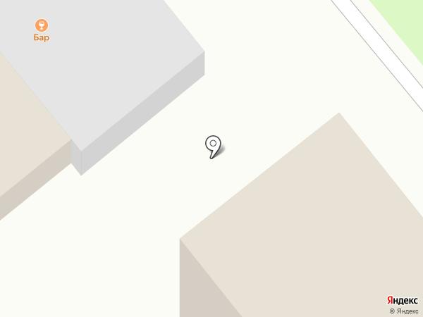 Плодоовощторг на карте Тамбова