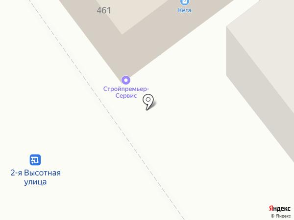 Ник на карте Тамбова