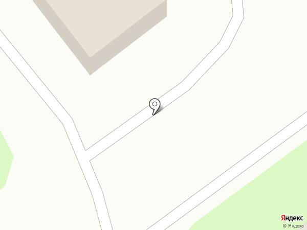 Пирожникофф на карте Тамбова