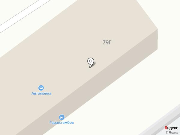 PLENKA68 на карте Тамбова