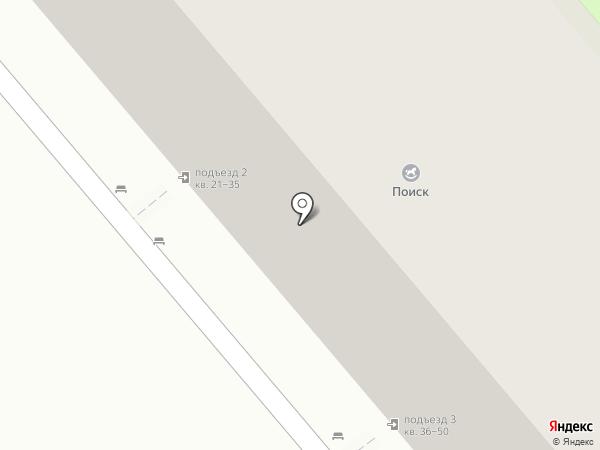 Поиск на карте Тамбова