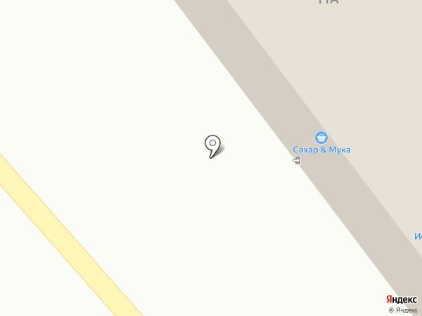 Би-Би на карте Тамбова