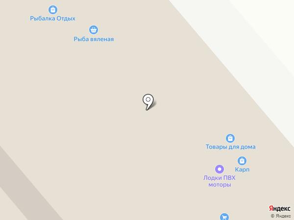 Торгово-производственная компания на карте Тамбова