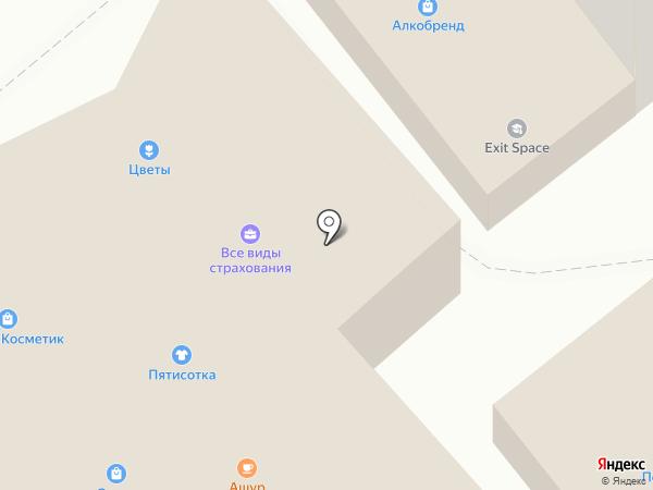 Halal на карте Тамбова