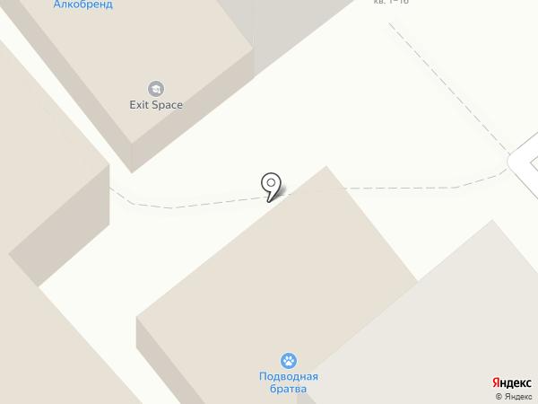 Швейная мастерская-салон на карте Тамбова