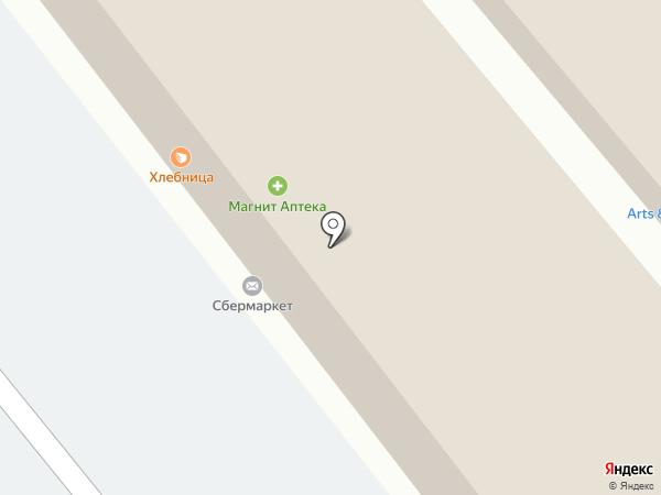 Сеть магазинов кондитерских изделий на карте Тамбова