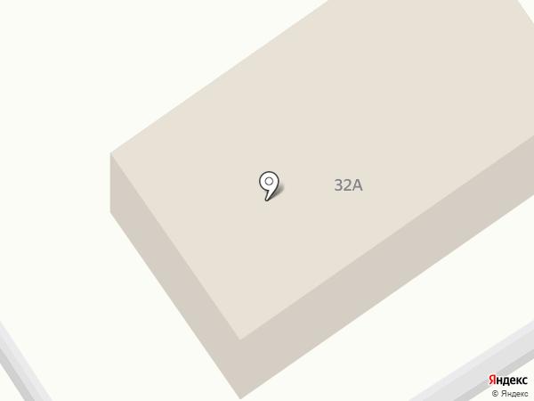 Тамбовское на карте Тамбова