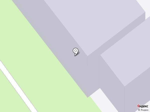 Техникум отраслевых технологий на карте Тамбова