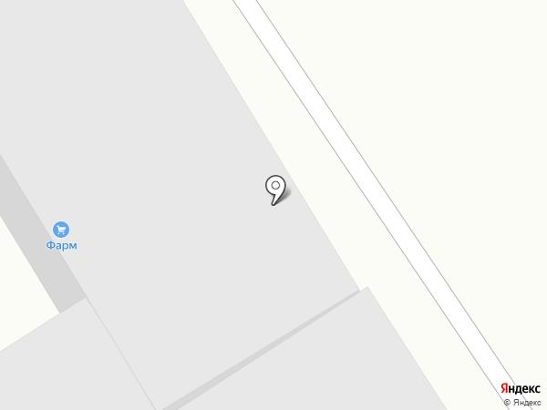 Фарм, ЗАО на карте Тамбова