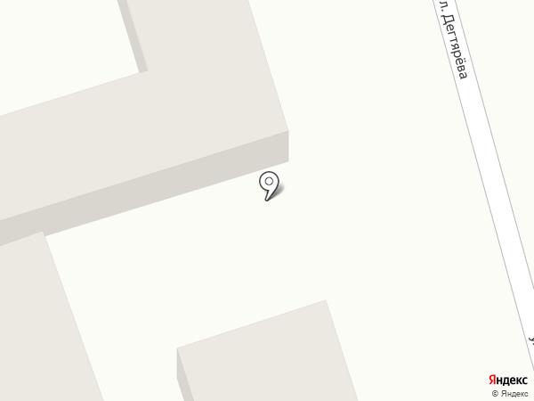SW на карте Тамбова