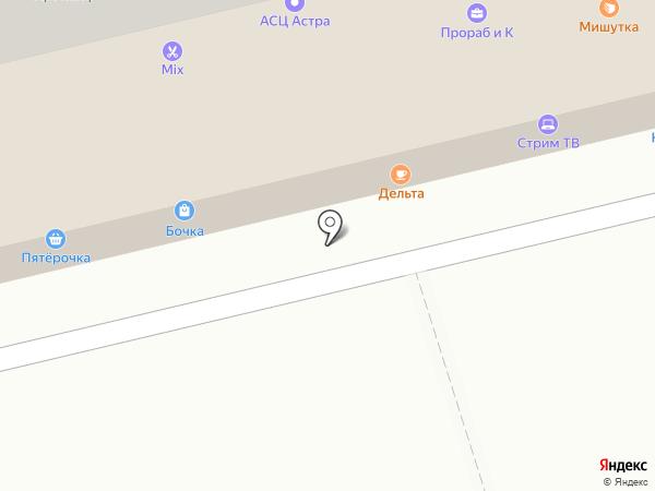 Виктория-Регион на карте Тамбова