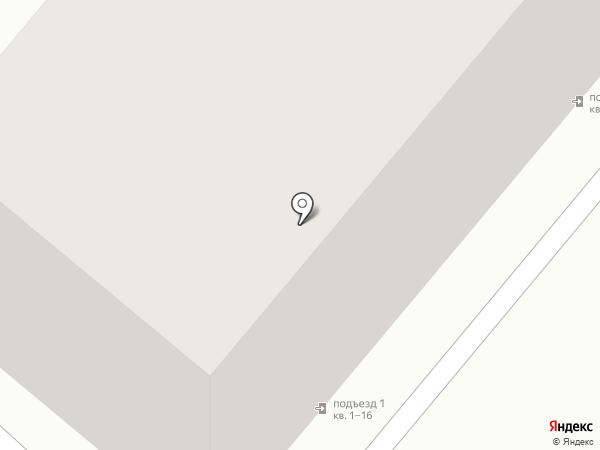 Фабрика ремонта на карте Тамбова