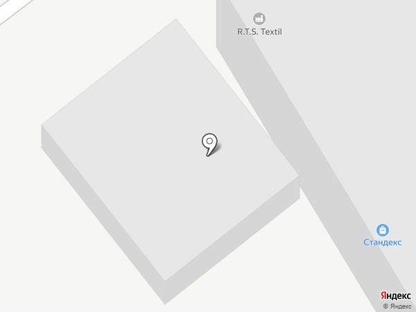 Всесветодиоды на карте Тамбова