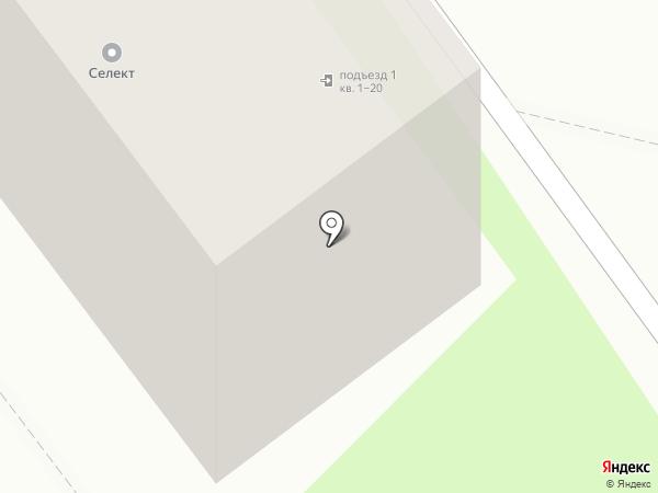 Городская детская поликлиника им. Валерия Коваля на карте Тамбова