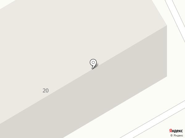Стройдиспетчер на карте Тамбова