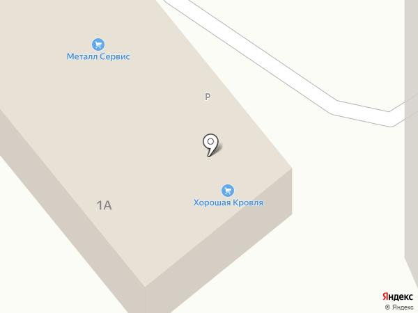 Степ-2 на карте Тамбова