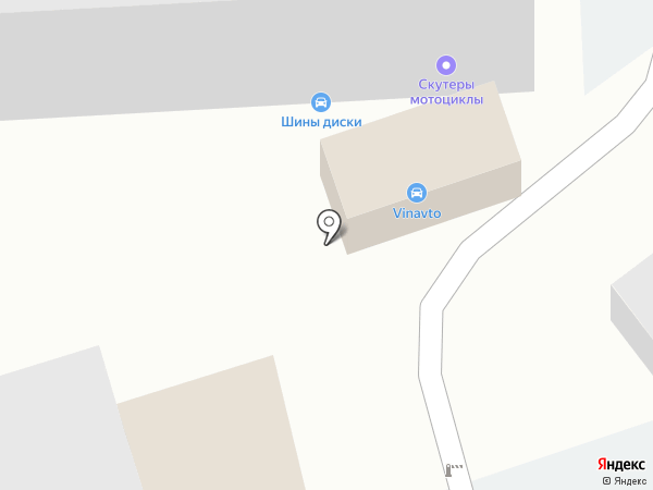 Автоцентр на карте Тамбова