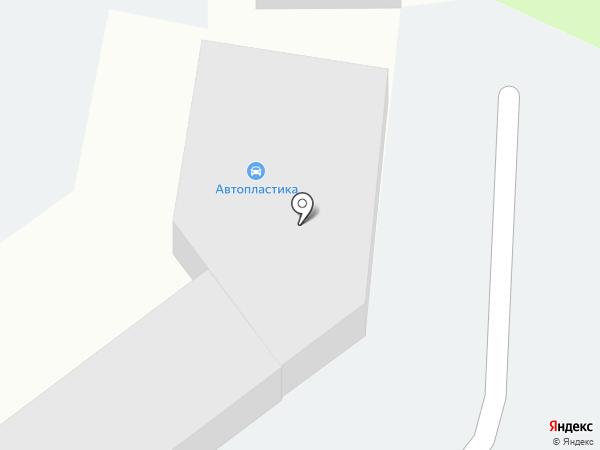 Автомастерская на карте Тамбова