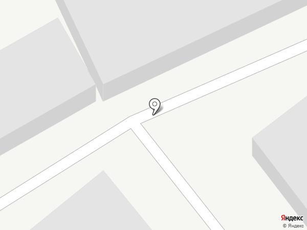 Застава на карте Тамбова