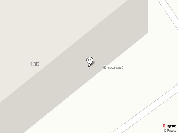 ЦентрЖилСтрой на карте Тамбова