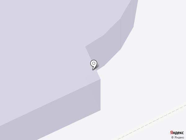Тамбовская православная гимназия на карте Тамбова
