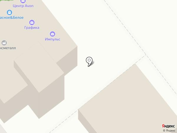 Ателье на карте Тамбова