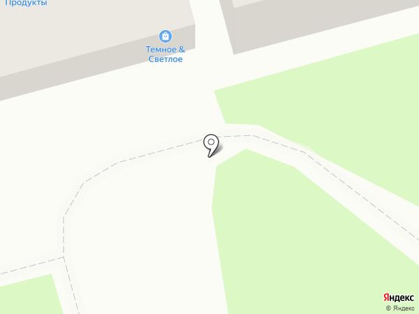 Алгоритм-Т на карте Тамбова