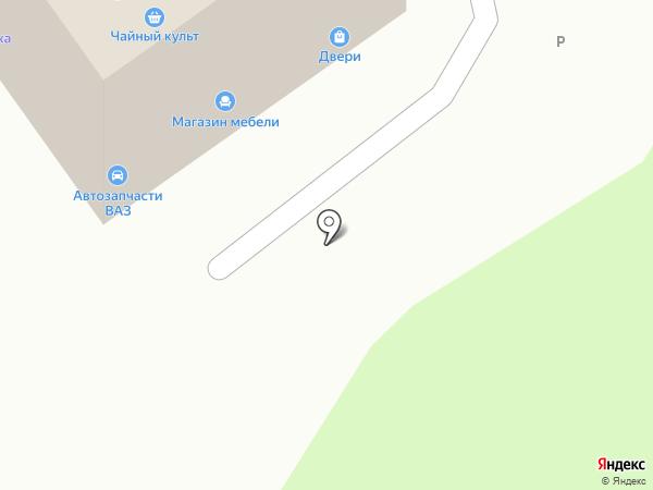 ИНСТАР на карте Тамбова