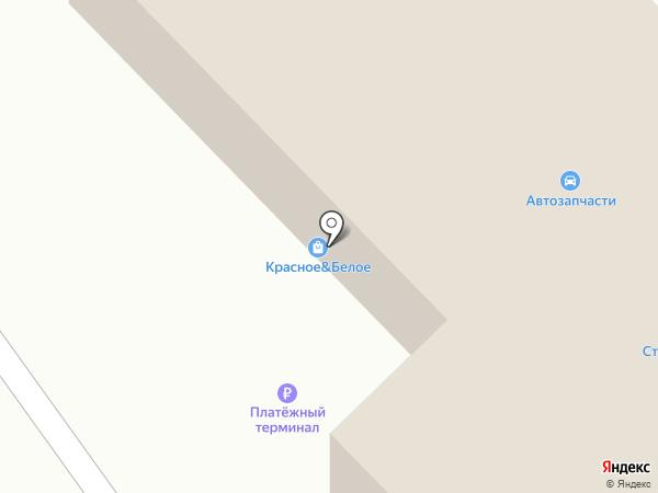 Джем на карте Тамбова