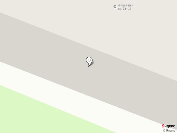 Мила на карте Тамбова