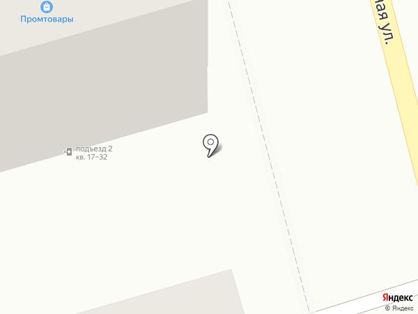 Богема на карте Тамбова