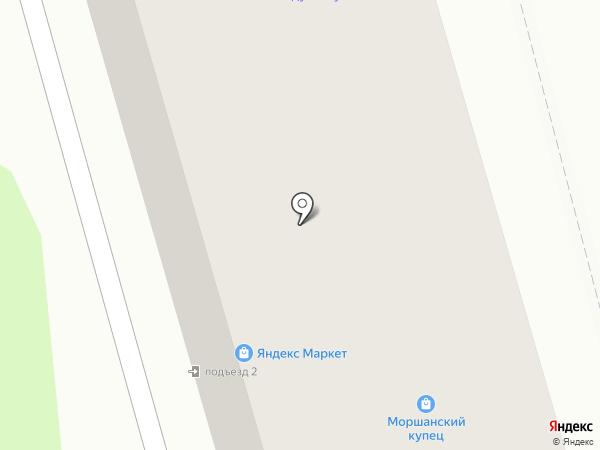 ДезЦентр на карте Тамбова