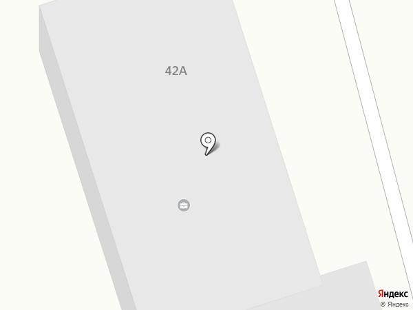 Центр гигиены и эпидемиологии по железнодорожному транспорту на карте Тамбова