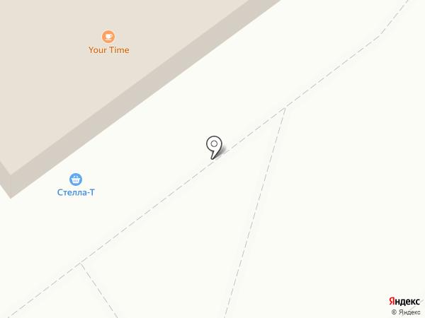 Наш Мясной на карте Тамбова