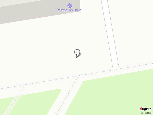 МотоМания на карте Тамбова