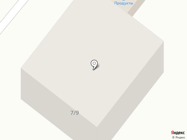 Медея на карте Тамбова