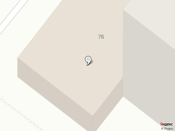 УПРАВДОМ 68 на карте Тамбова